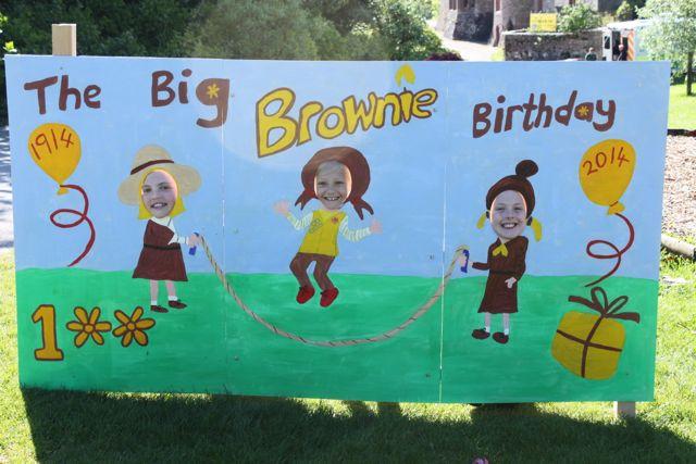 Big Brownie Birthday Muncaster 020