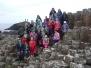 Wetheral Brownie Centenary Adventure - Ireland 2014